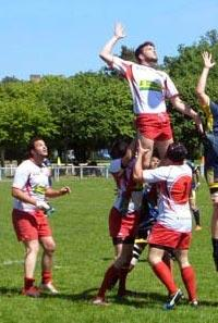Rugby. RO Cholet - XV de l'Erdre