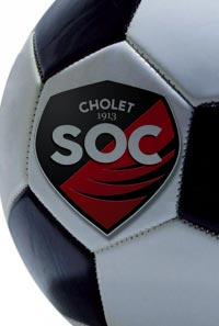 Football. SO Cholet - Boulogne USCO