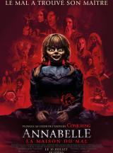 Annabelle – La Maison Du Mal