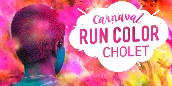 Carnaval Run Color Cholet