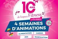 Glisseo 10 Ans De L Espace Fitness Infos Sports Cholet Fr