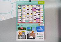 Distribution des calendriers de collecte Infos Environnement